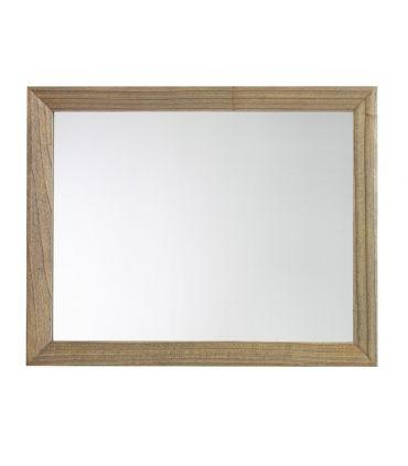 Espejos de Madera Natural : Colección MERAPI