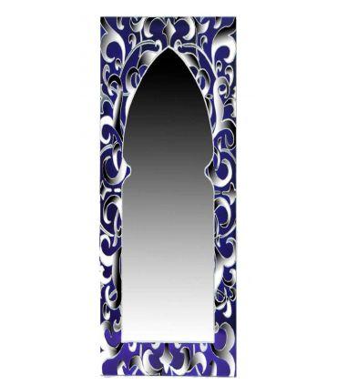 Espejos de Cristal Decorados a mano : Modelo ALHAMBRA