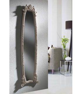 Comprar online Espejo Decorativo de estilo clásico : Modelo LOIRA Blanco
