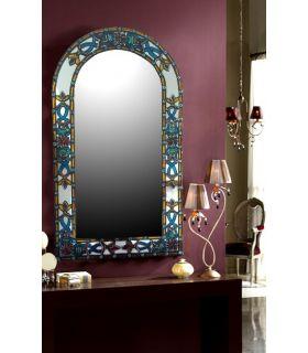 Comprar online Espejo de Pared con Decorado Artesanal : Modelo GALLERY