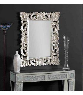 Espejos de Estilo Clásico : Modelo VESTAL plata