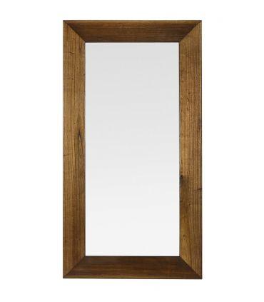Espejos de Madera de Mindi : Coleccion STAR Grande