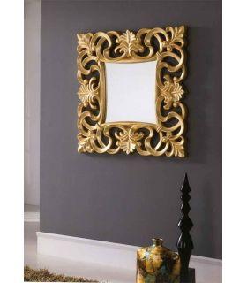 Comprar online Espejos de Pared Clasicos : Modelo SARTRE oro
