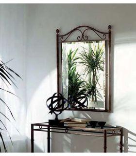 Comprar online Espejo de forja Mod. ATENAS