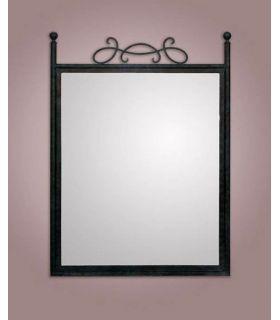 Comprar online Espejo de forja Mod. ARIES