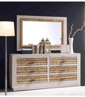 Comprar online Espejos Originales de Bambu : Modelo BELA