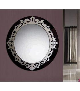 Comprar online Espejos de Cristal Decorados a mano : Modelo VINTAGE