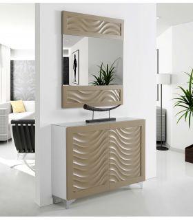 Comprar online Espejos de Diseño Moderno : Modelo MEDITERRANEO
