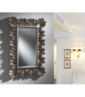 Comprar online Espejo Decorativo Modelo DON Plata Envejecida