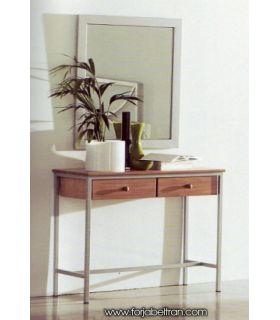 Comprar online Comoda forja y madera Mod. TORONTO