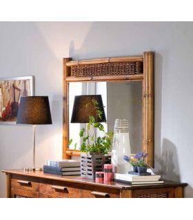 Comprar online Espejos Originales en Bambu : Coleccion TROPICANA II