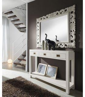 Comprar online Espejos de Madera : Modelo NEW WHITE