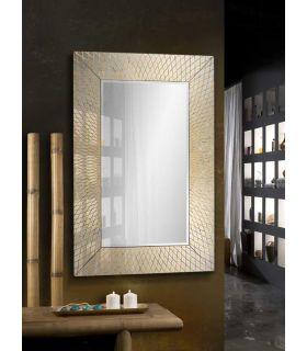 Comprar online Espejo Moderno en Pan de Oro : Modelo HERMES