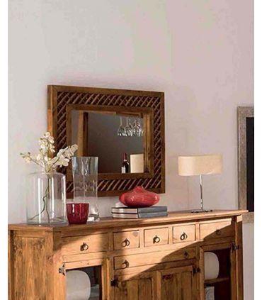 Espejos de Madera Natural : Colección MINSTER