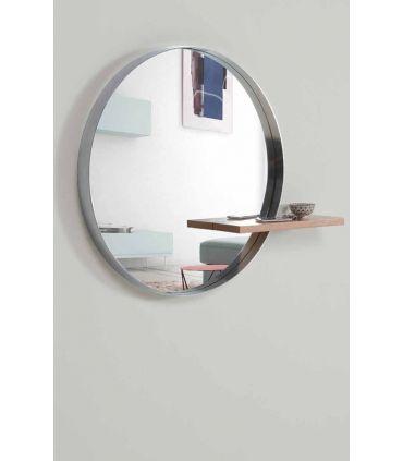 Espejo Decorativo con estante : Modelo RODAS