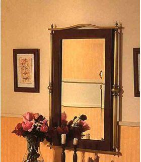 Comprar online Espejos de Laton y Madera : Modelo 1046