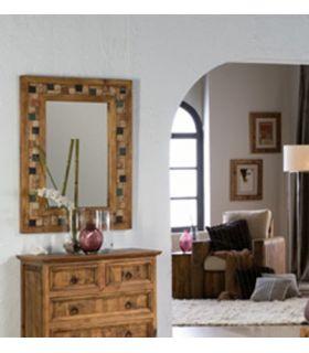 Comprar online Espejos de Madera y Mármol : Colección MARBLE