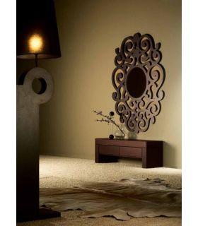 Comprar online Espejos de Diseño : Modelo CASSANDRA Oxido Grande