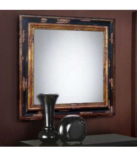 Comprar online Espejo clasico de pared en Madera : Modelo MANRESA