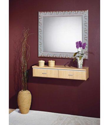 Espejos con marco de madera a medida : Modelo XATIVA