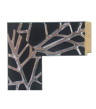 Espejo a medida con marco de madera : Modelo LEGANES