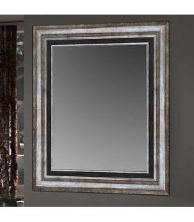 Comprar online Espejos de madera : Modelo LUMIA Plata