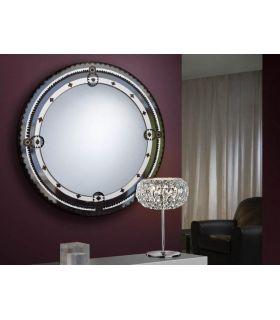 Comprar online Espejos de Cristal Decorados a mano : Modelo NATASHA RD