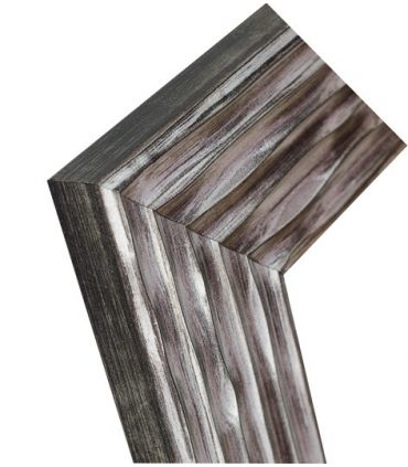 Espejos de Madera a medida : Modelo DUNA Plata