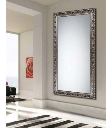 Espejo Vestidor con marco de madera a medida FUENGIROLA