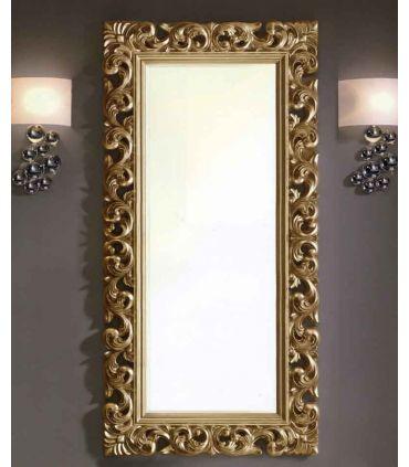 Espejos vestidores : Modelo HERACLITO oro