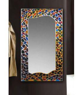 Espejo de Cristal Artesanal GAUDI GR