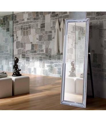 Espejo Vestidor de Pie con marco biselado : Modelo MALAIA