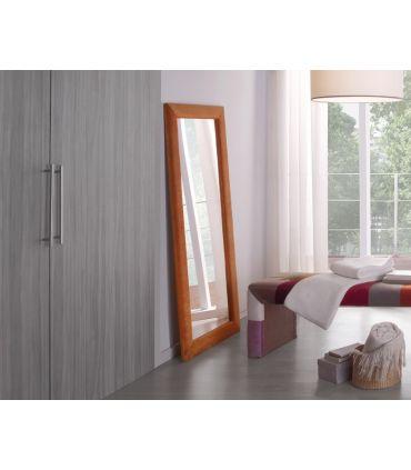 Espejos de Madera Tapizados : Modelo LISO