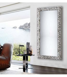 Espejo Vestidor de Pared con marco a medida de madera : ALGECIRAS