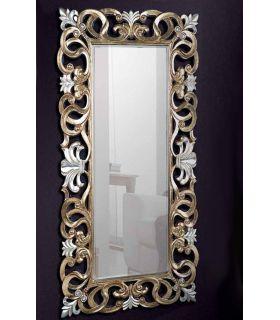 Espejo Vestidor de Estilo Clásico : Modelo GORGIAS Oro