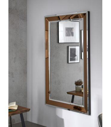 Espejo Vestidor con Lunas en color marrón : Modelo CADIZ