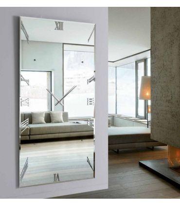 Espejo Vestidor con Reloj : Modelo MURANO