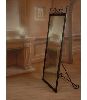 Comprar online Espejo vestidor de pie forja Mod. ARIES