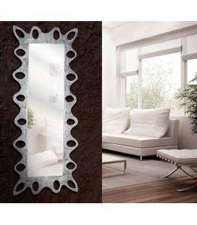 Espejo Vestidor Artesanal de Aluminio : Modelo AGATA