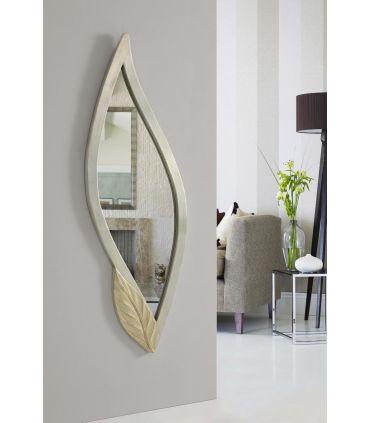 Espejos Modernos Decorativos : Modelo HOJA