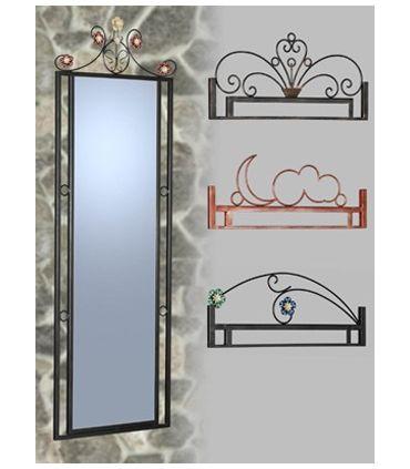 Espejo vestidor Colección SUSANA.