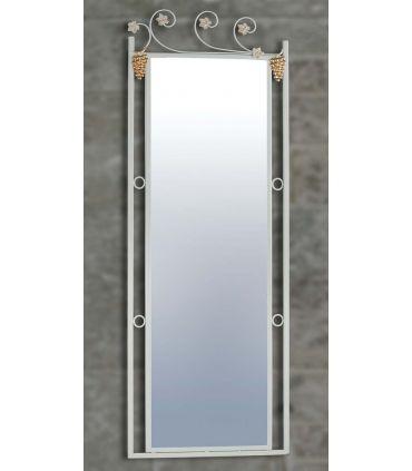 Espejos vestidor de forja : Modelo RIOJA