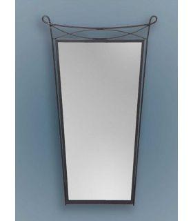 Comprar online Espejo vestidor de pared modelo DUNIA
