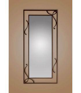 Comprar online Espejo vestidor de forja Mod. DONA