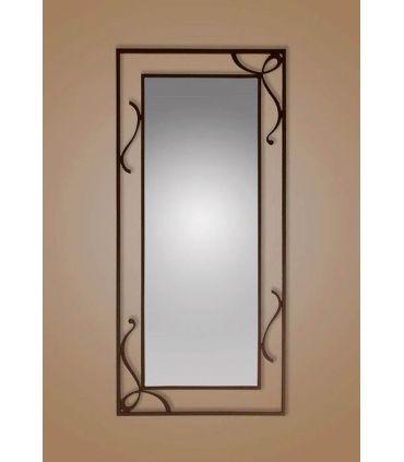 Espejo vestidor de forja Mod. DONA