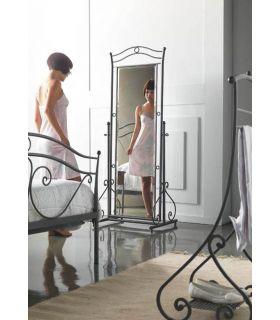 Comprar online Espejos vestidores de pie en forja modelo VIENA