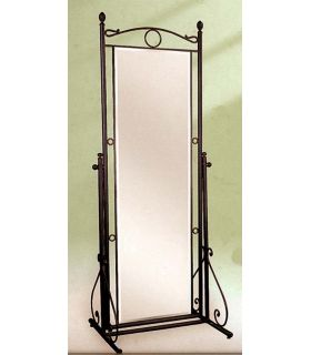 Comprar online Espejo vestidor de pie forja Mod. SOFIA