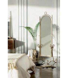 Comprar online Espejo vestidor de pie forja Mod. ELENA