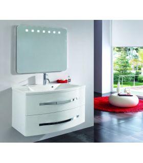 Comprar online Espejos de Baño Con Luz : Modelo RONDO CUADROS