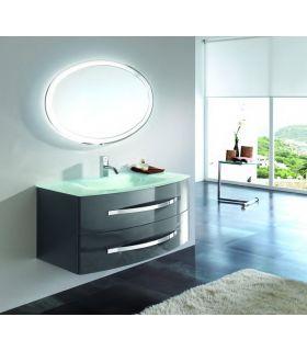 Comprar online Espejos de Baño Con Luz : Modelo OVAL ACID Led
